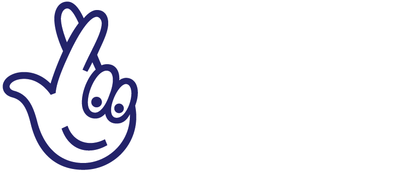 Awarding funds from The National Lottery